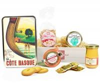 Panier gourmand Aquitaine