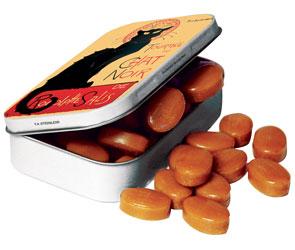 Confiserie Delaunay-Léveillé - Caramels Durs