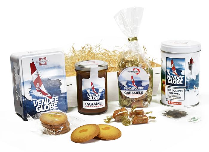 Galettes et palets bretons, biscuiterie spécialités bretonnes